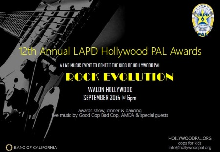 Hollywood PAL Awards Gala 9.30.15
