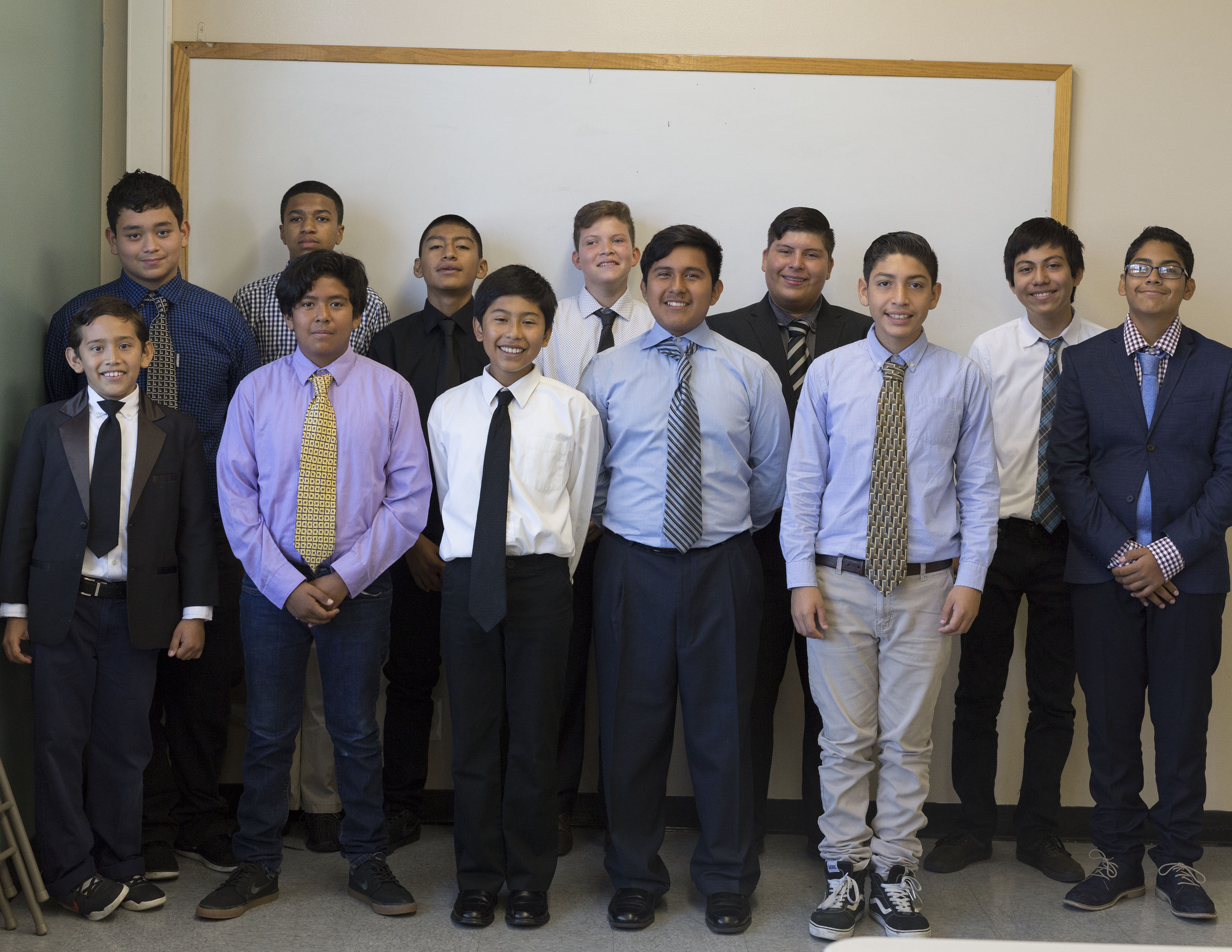 The First Young Men's Enrichment Academy